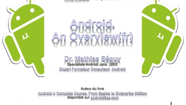 CocoaHeads An Android Overview (fr)